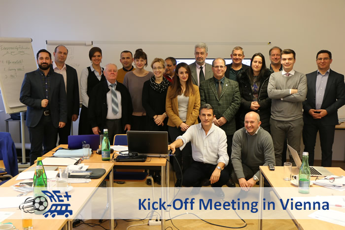 Kick Off Viena